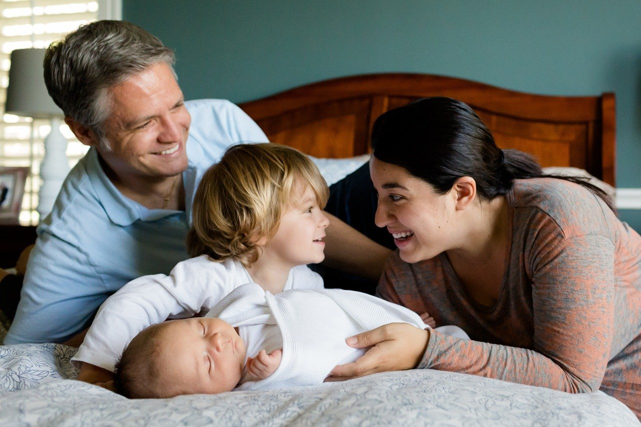 Family happy without bed bugs